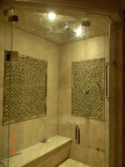 Shower Rooms Fitted and Tiled