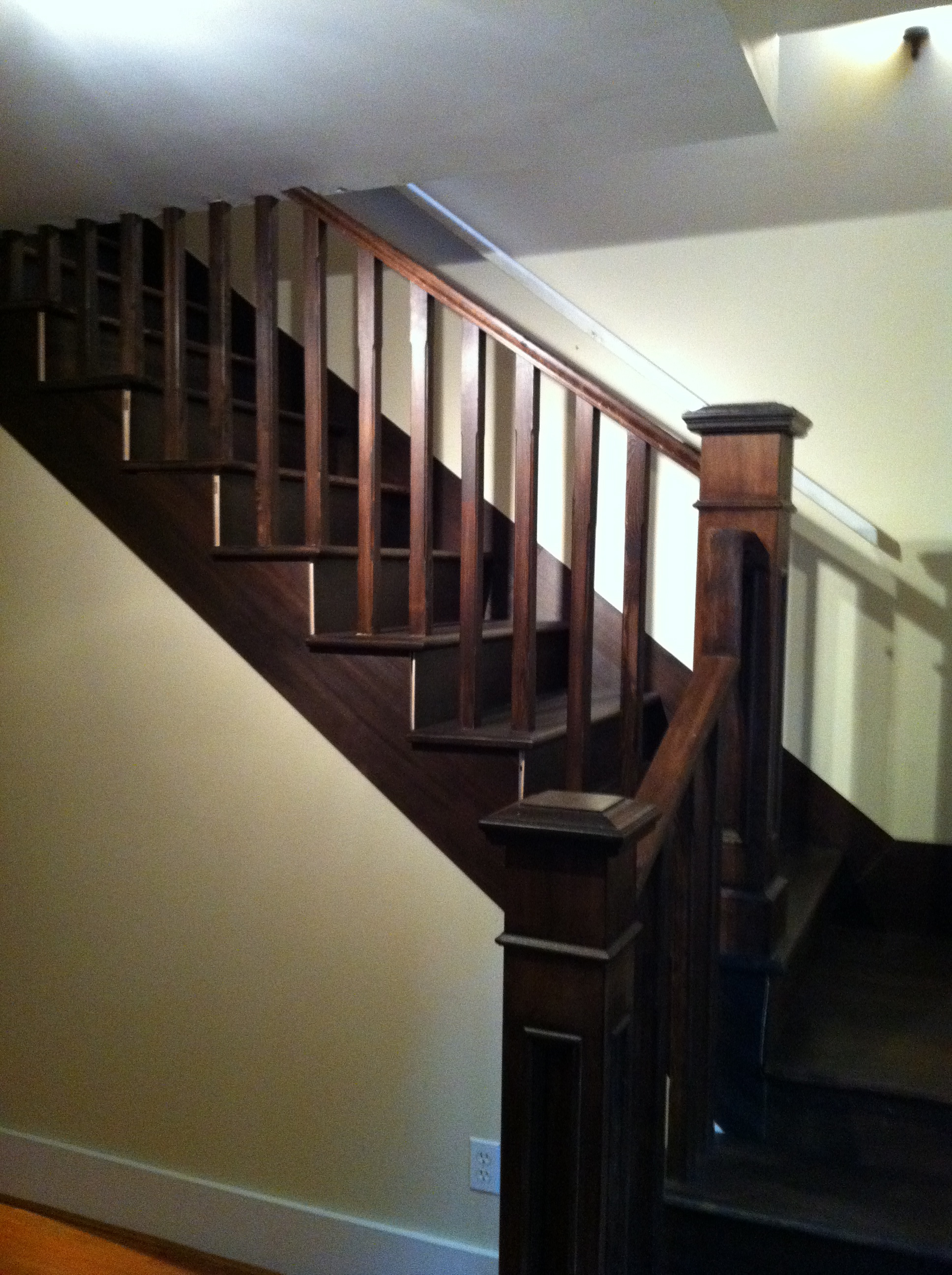 Indoor Railings and Stairs